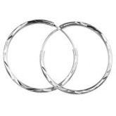 鎢金耳環34