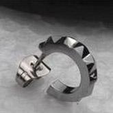 鎢金耳環41