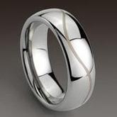 鎢金戒指52