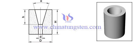 鎢鋼落料模(割模)