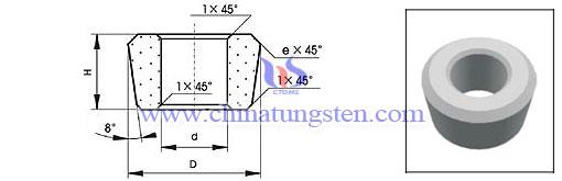 管材拉伸用鎢鋼芯頭