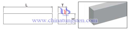 標准鎢鋼板材
