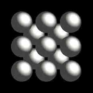 钨元素原子结构示意图